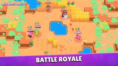 Screenshot for Brawl Stars in Jordan App Store