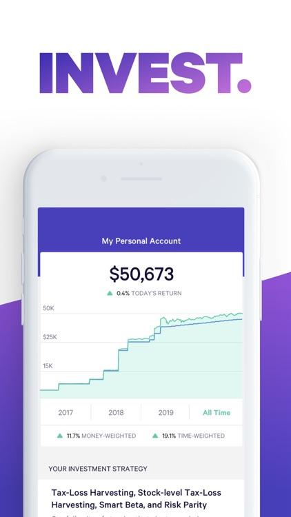 Wealthfront screenshot-4