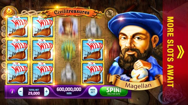 Slotomania™ Vegas Casino Slots screenshot-3