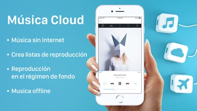 Screenshot for Musica sin conexion in Spain App Store