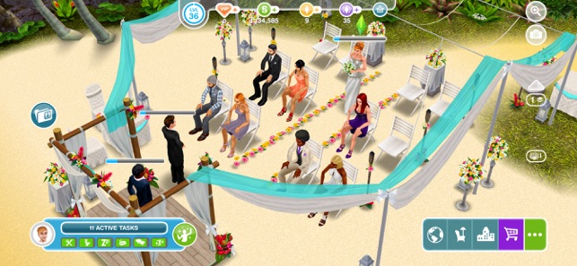 Fabulous The Sims Freeplay On The App Store Download Free Architecture Designs Viewormadebymaigaardcom
