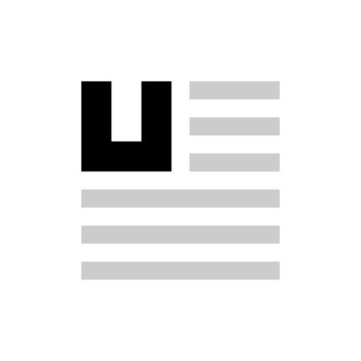 Unit Notes: Notepad, Notebook iOS App
