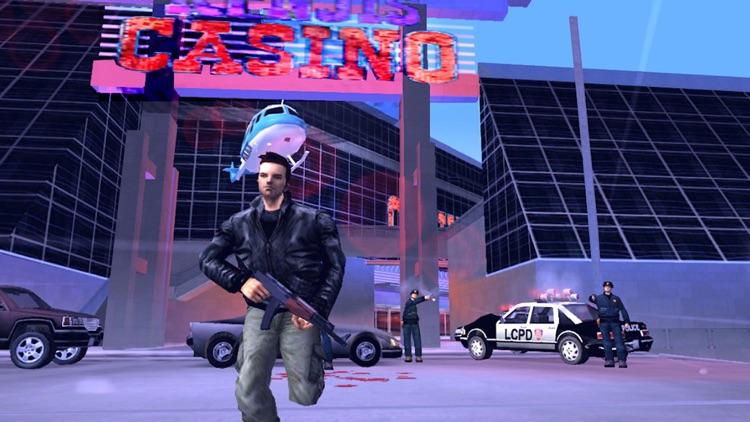 GTA III: 日本語字幕版 screenshot-3
