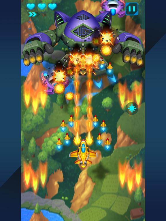Galaxy Striker Corps(Premium) screenshot 6