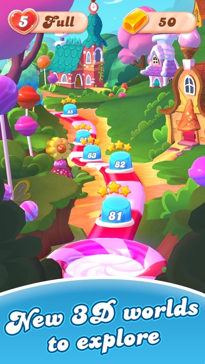 Candy Crush Friends Saga screenshot-6