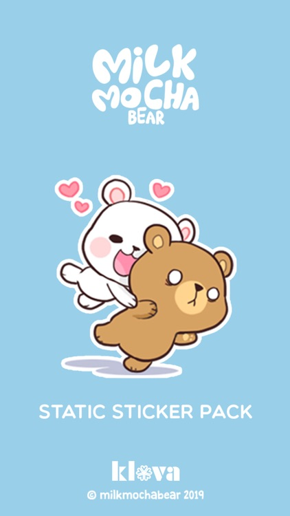 Official Milk and Mocha Bear