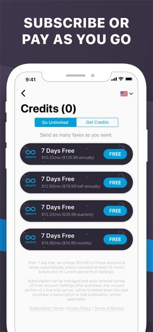 free burner credits