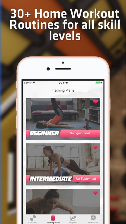 Home Workout For Women screenshot-3