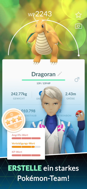 ?Pokémon GO Screenshot