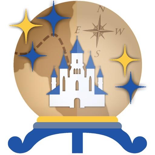 Merlin's Map for Disney World