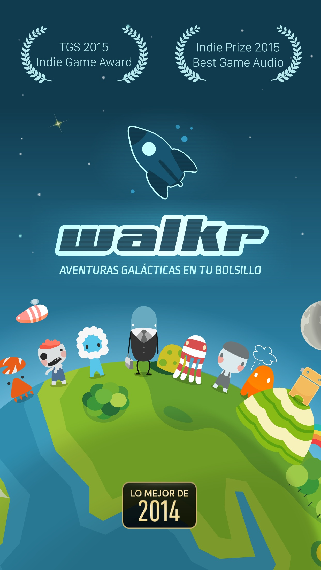 Walkr Screenshot