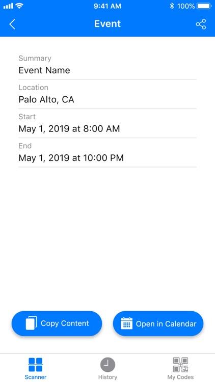 Barcode: QR code scanner screenshot-6