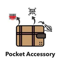 Pocket tools QR, barcode read