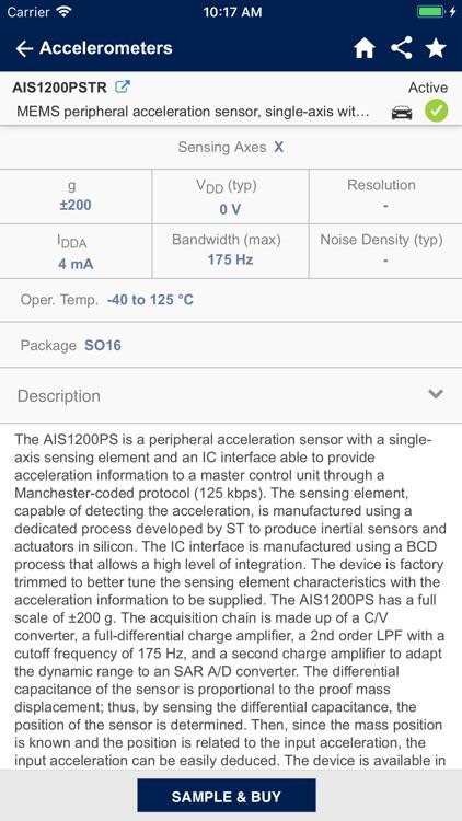 ST Sensors Finder screenshot-4