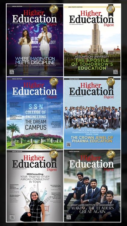 Higher Education Digest