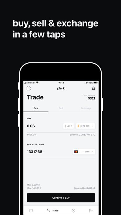 点击获取Plark — Crypto Wallet