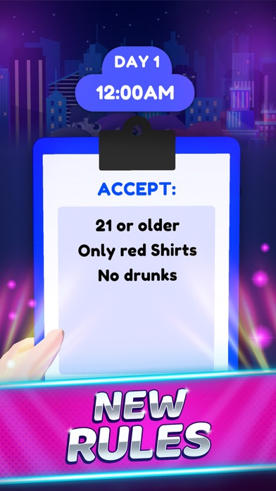 ID Please - Club Simulation Screenshot