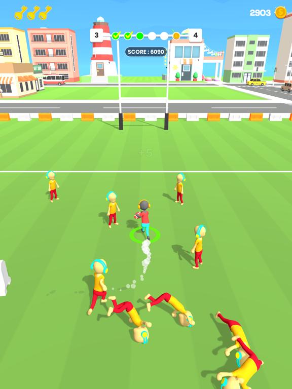 Ball Rush 3D! screenshot 16