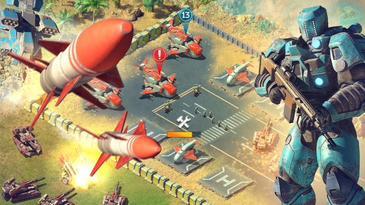 Battle for the Galaxy War Game screenshot-8