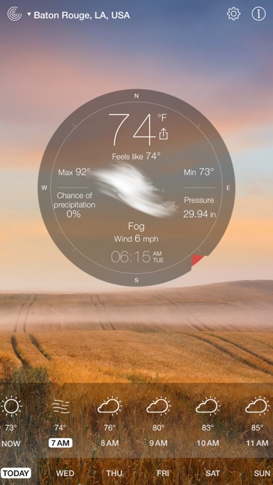 Weather Live゜-3