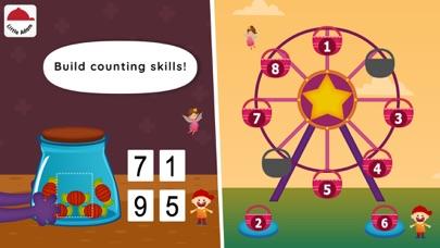 Little Adam-Math game for kids screenshot one