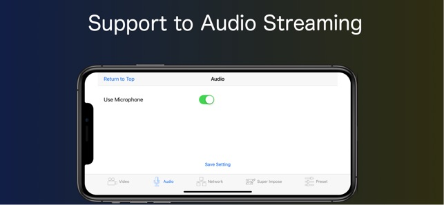 Live-Reporter Security Camera on the App Store