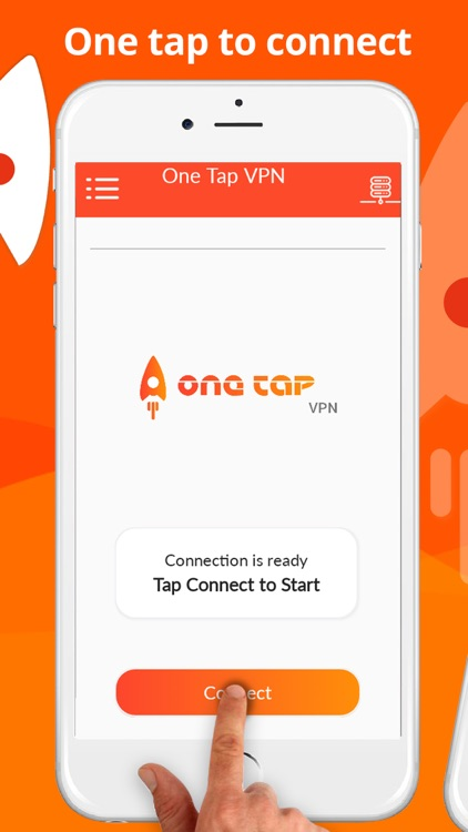 One Tap VPN Fast & Secure screenshot-1