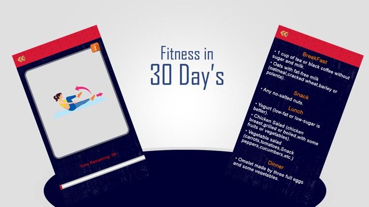 Women Fitness Workout at Home screenshot-4