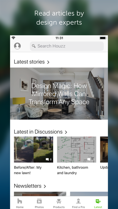 Download Houzz for Pc