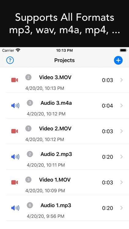Denoise Audio - Remove Noise screenshot-5