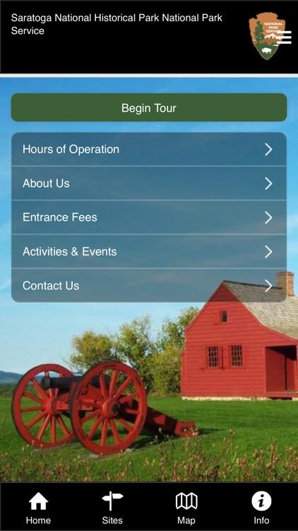 National Park Service Tours screenshot-3
