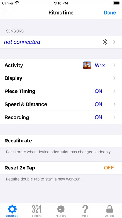 RitmoTime Stroke Monitor screenshot-7