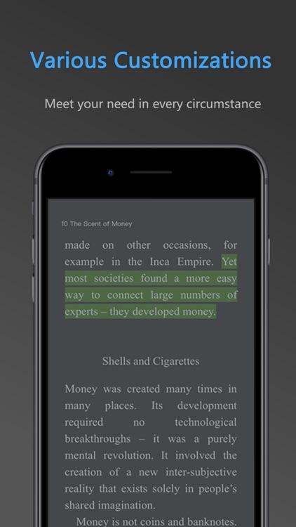 EPUB Reader - Neat screenshot-4