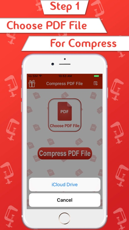 Compress PDF Files Size Easily screenshot-1