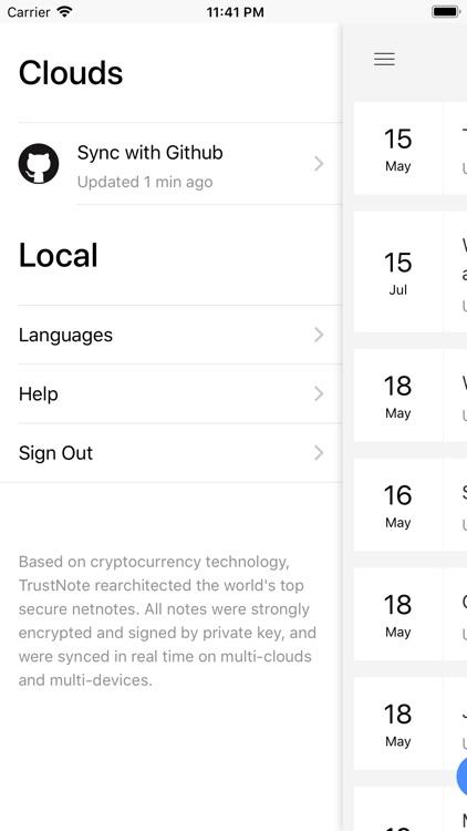 TrustNote screenshot-7