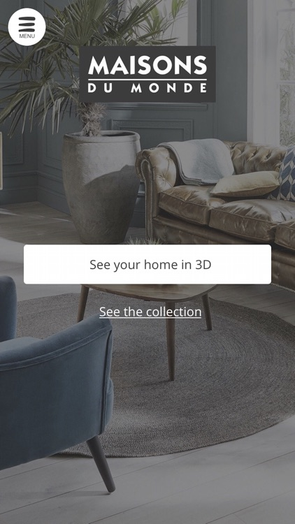 Maisons du Monde 3D at home screenshot-0