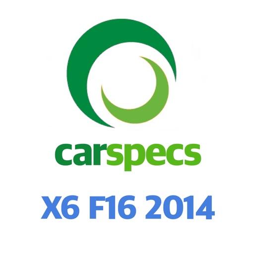 Car Specs BMW X6 F16 2014