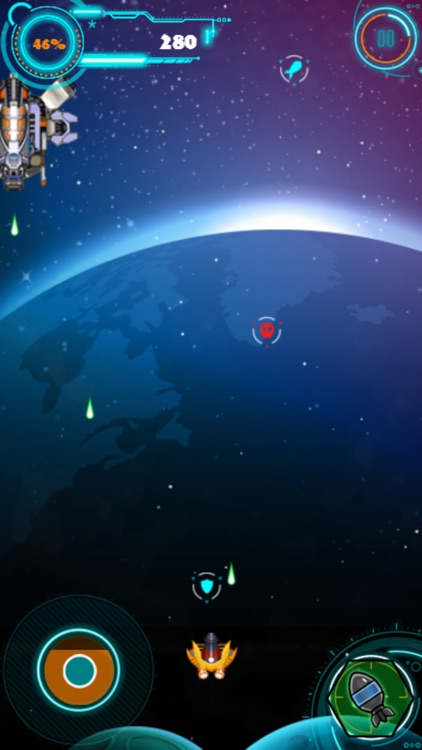 Galaxy Shooter: Alien Attack