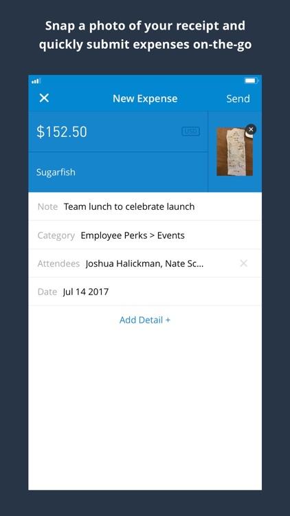 Abacus - Expense Management