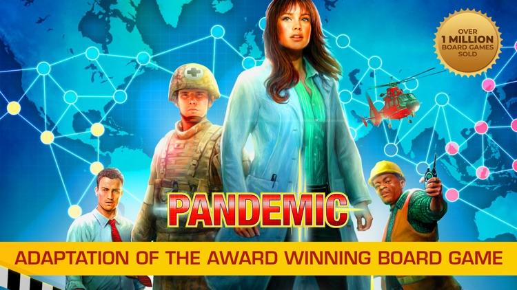 Pandemic: The Board Game screenshot-0