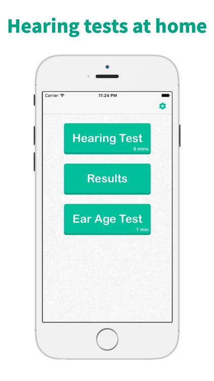 Hearing Test & Ear Age Test screenshot-0