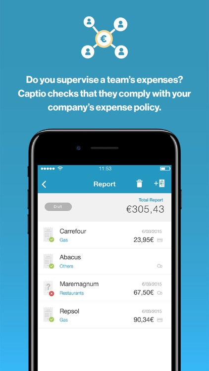 Captio Expenses screenshot-4