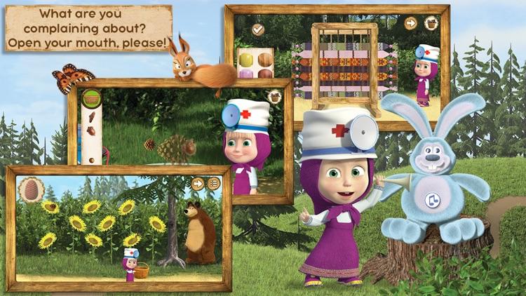 Masha and the Bear: Toy doctor screenshot-7