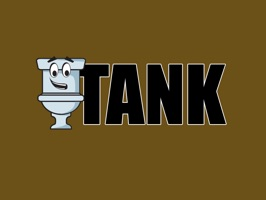 Toilet Talk with Tank is a fun pun way to communicate with friends