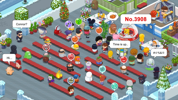 Fun Hospital - Tycoon is back screenshot-0