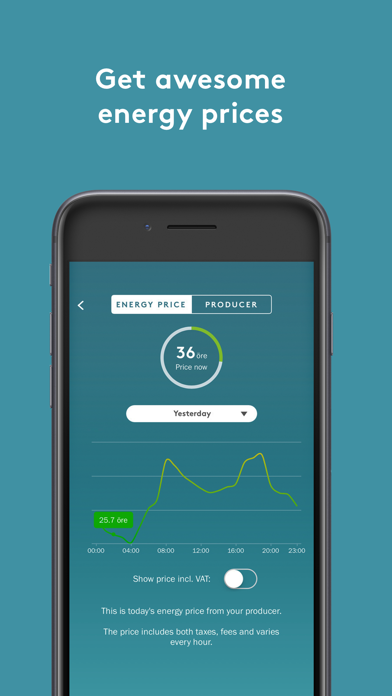 messages.download Tibber - Smarter power software