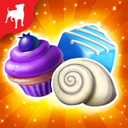 Crazy Cake Swap: Matching Game iOS Hack Android Mod