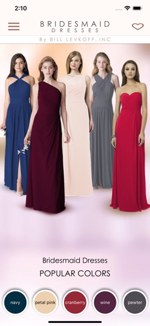 ee34036e09fb Bridesmaid Dresses on the App Store