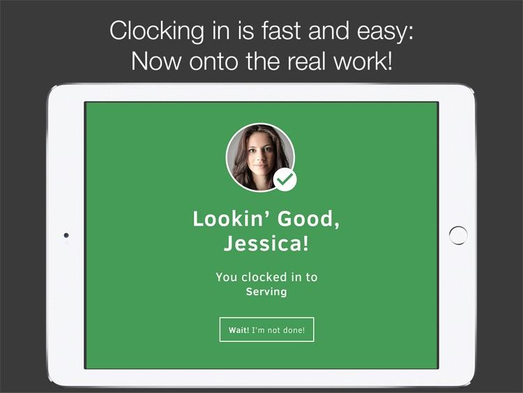 TSheets Time Clock Kiosk screenshot-4