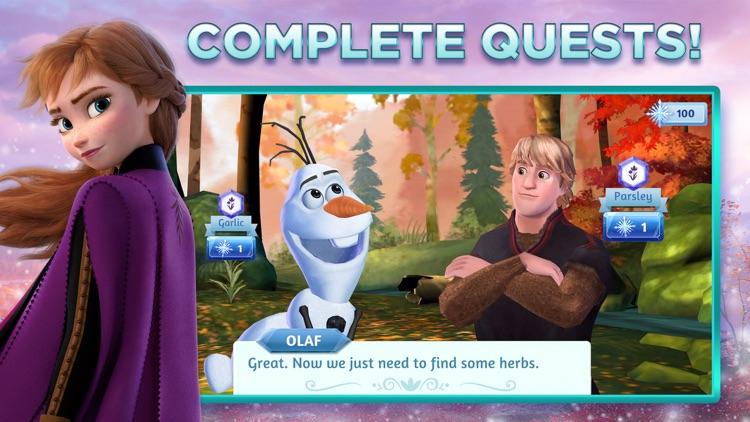 Disney Frozen Adventures screenshot-3